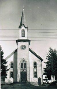 St. Paul's Church Built 1878